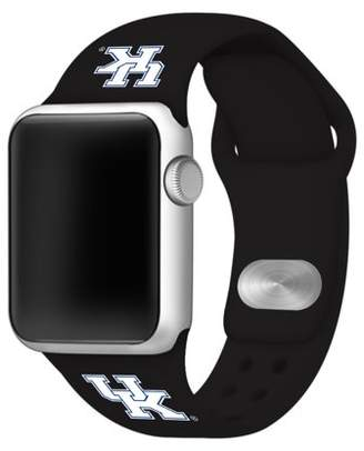 Affinity Bands Kentucky Wildcats 38mm Silicone Sport Band for Apple Watch