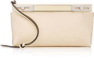 Loewe Missy Leather Clutch