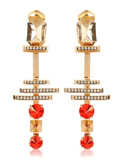 Iosselliani Deco' Clip Earrings
