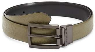 Ted Baker Men's Ronni Reversible Detail Belt
