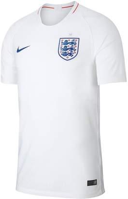 Nike England Home Short Sleeve Stadium Shirt