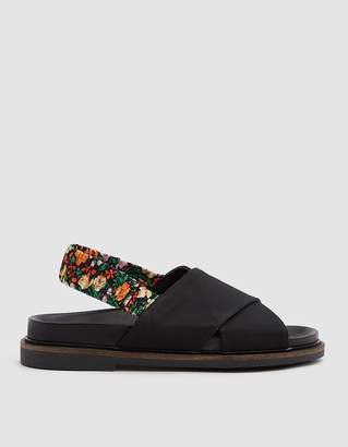 Ganni Mona Slingback Sandal
