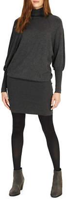 Phase Eight Rina Turtleneck Dress