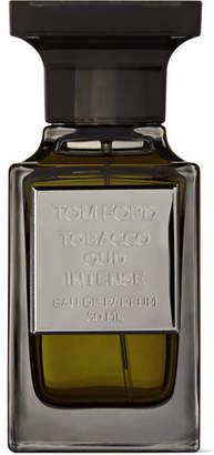 Tom Ford Grooming Tobacco Oud Intense Eau De Parfum - Tobacco Leaf & Rare Oud, 50ml