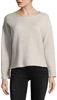 Mother Women's The Drop Raw Sweater