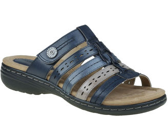 EARTH ORIGINS Earth Origins Kaitlyn Womens Slide Sandals $90 thestylecure.com