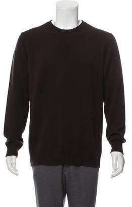 Prada Cashmere Crew Neck Sweater