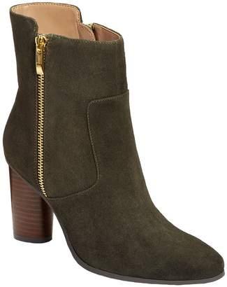Aerosoles Stacked Heel Boots - Asset