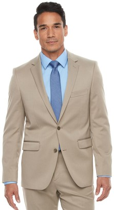 Apt. 9 Men's Premier Flex Extra-Slim Fit Tan Suit Coat
