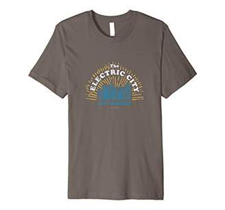 The Office The Electric City Premium T-shirt - Official Tee
