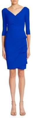 Chiara Boni Florian Side Ruffle Dress