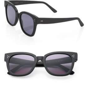 Kyme Ricky 50MM Squared Rectangle Sunglasses