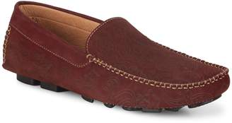 Robert Graham Square Toe Leather Drivers