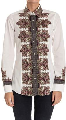 Etro Cotton Blend Shirt