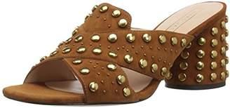 Marc Jacobs Women's Aurora Studded Mule Heeled Sandal