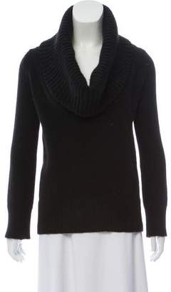 Alexander McQueen Wool Turtleneck Sweater