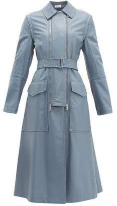 Sportmax Giorno Coat - Womens - Blue