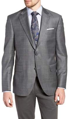 Peter Millar CLASSIC FIT PLAID SPORTCOAT