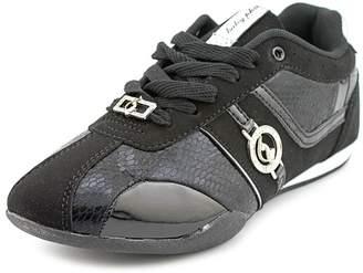 Baby Phat Hayden Women US 6 Black Fashion Sneakers