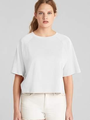 Gap Polished Short Sleeve Raglan T-Shirt