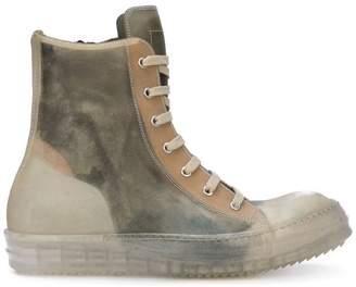 Rick Owens Babel hi-top sneakers