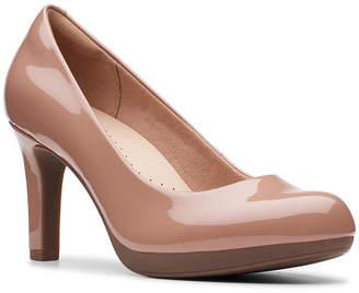 Clarks Collection Women Adriel Viola Pumps Women Shoes