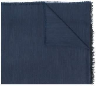 Kenzo Eye patch wrap scarf