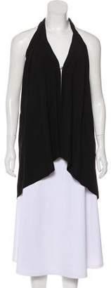 Zero Maria Cornejo One-Shoulder Sleeveless Top