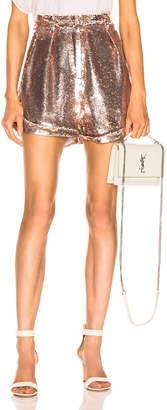 IRO Prodigy Shorts in Light Pink | FWRD