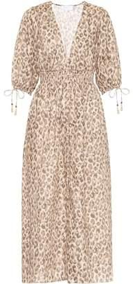 Zimmermann Melody linen dress