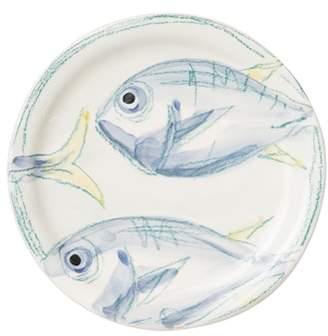 Vietri Pescatore Salad Plate