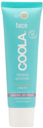 Coola Mineral Face SPF 30 Matte Tint Moisturizer