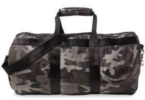 Polo Ralph Lauren Camouflage-Print Military Duffel Bag