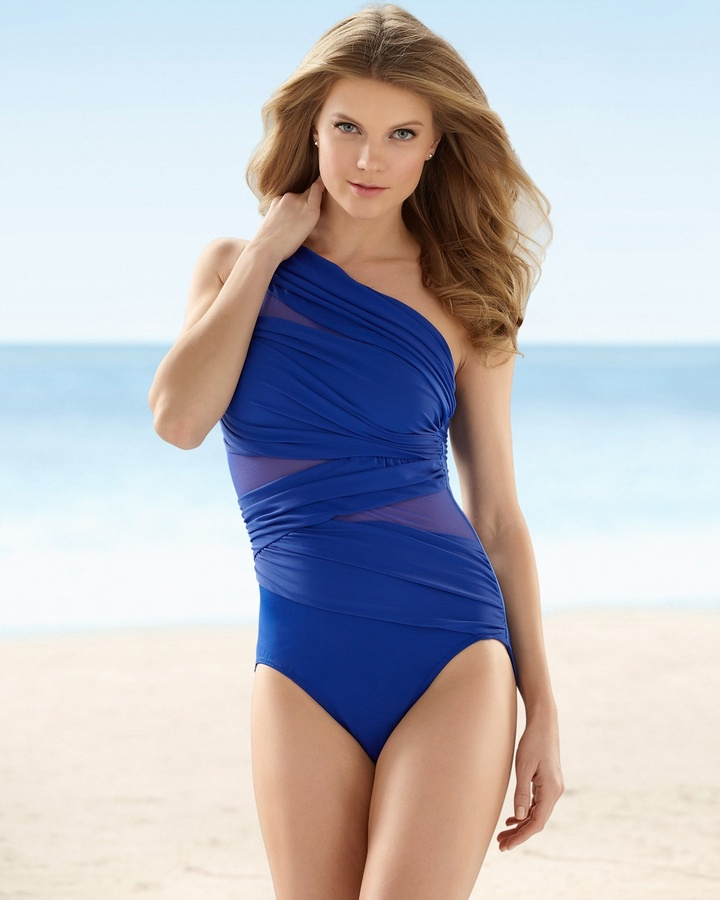Miraclesuit Jena One-Piece Swimsuit