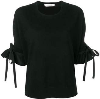 Schumacher Dorothee Poetic Drape knitted top