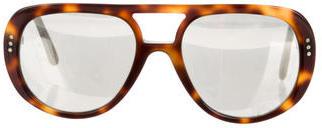 CelineCéline Reflective Aviator Sunglasses