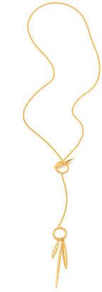 Gorjana Nora Toggle Versatile Necklace