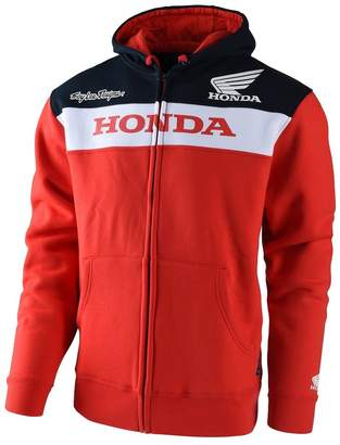 Lee Troy Designs Honda Mens Zip Up Hoody XL