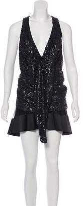 Mandalay Sequin Mini Dress