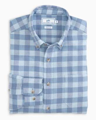 Buffalo David Bitton Southern Tide River Street Check Sport Shirt