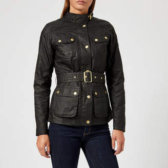 Barbour International Women's International Anglesey Wax Jacket