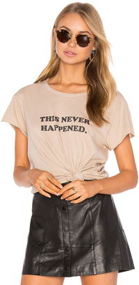 The Laundry Room This Never Happened Rolling Tee $53 thestylecure.com
