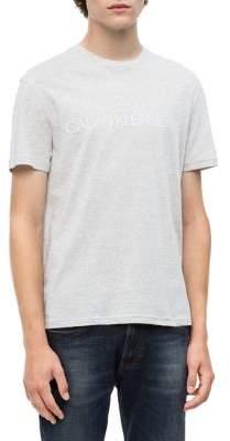 Calvin Klein Jeans Slim-Fit Logo T-Shirt