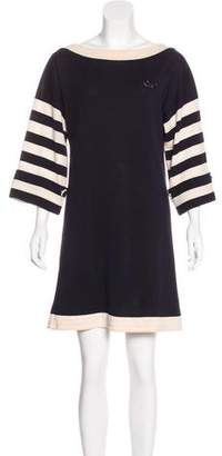 Chanel Knit Mini Dress