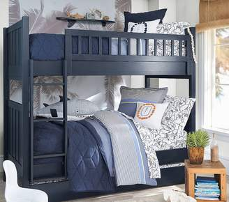 Pottery Barn Kids Twin Over Bunk Bed