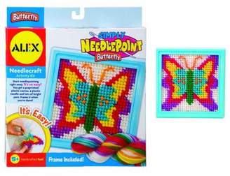 Alex Needlepoint Butterfly