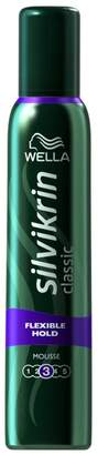 Silvikrin classic flexible hold mousse 200 ml
