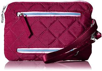 Baggallini Women's Rfid Currency and Passport Organizer