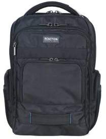 Kenneth Cole Reaction Pindot Triple Compartment Commuter Backpack