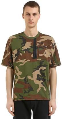 Shelter Cotton Blend T-Shirt W/ Pocket